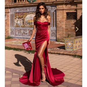 Gorgeous Red Australian Gown
